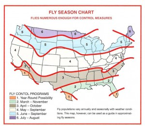 fly control chart